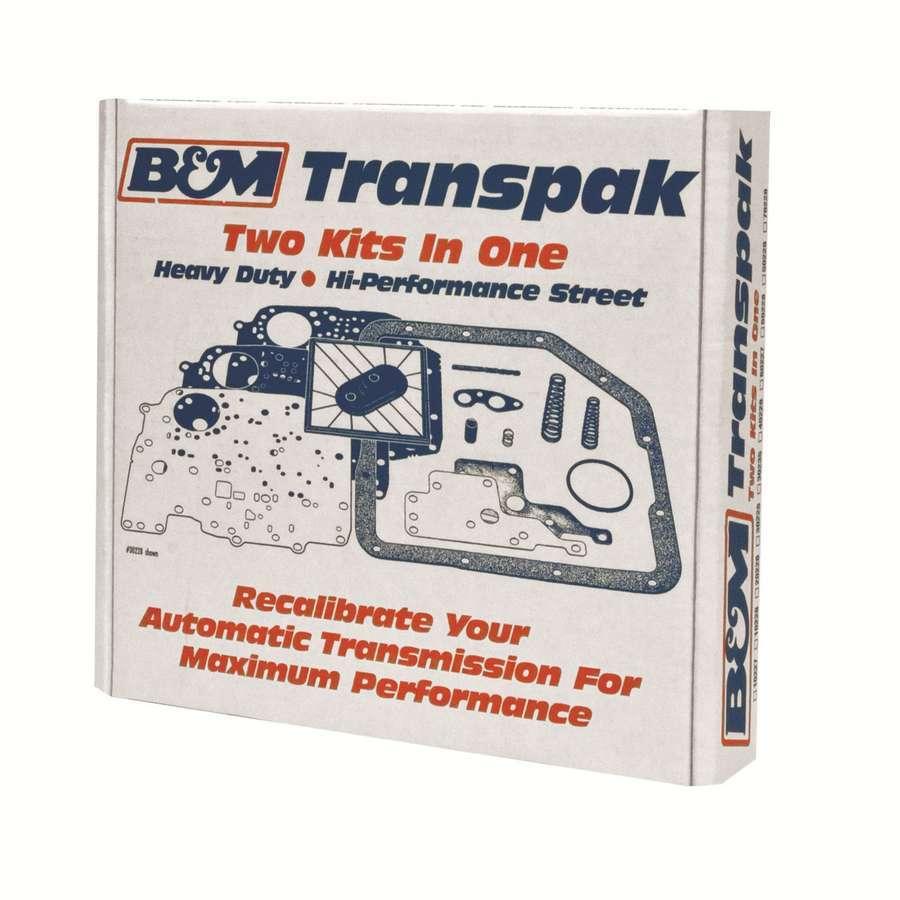 B & M Automotive 10228 Automatic Transmission Shift Kit, Transpack, Torqueflite A-727 / A-904 1978-96, Kit