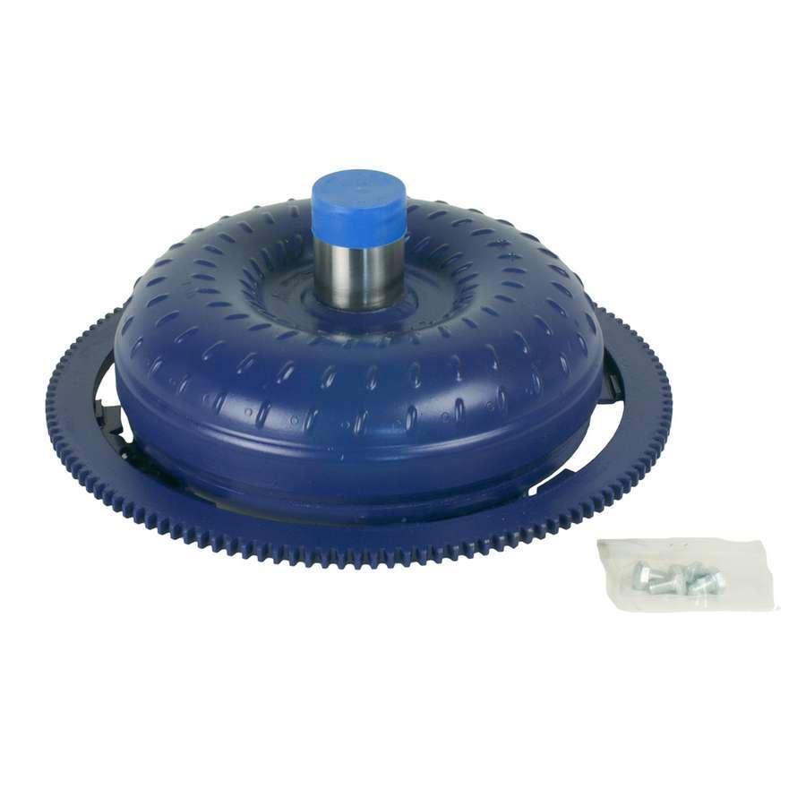B & M Automotive 10417 Torque Converter, Tork Master, 2200-2600 RPM Stall, 10.000 in Bolt Circle, Torqueflite 727, Each