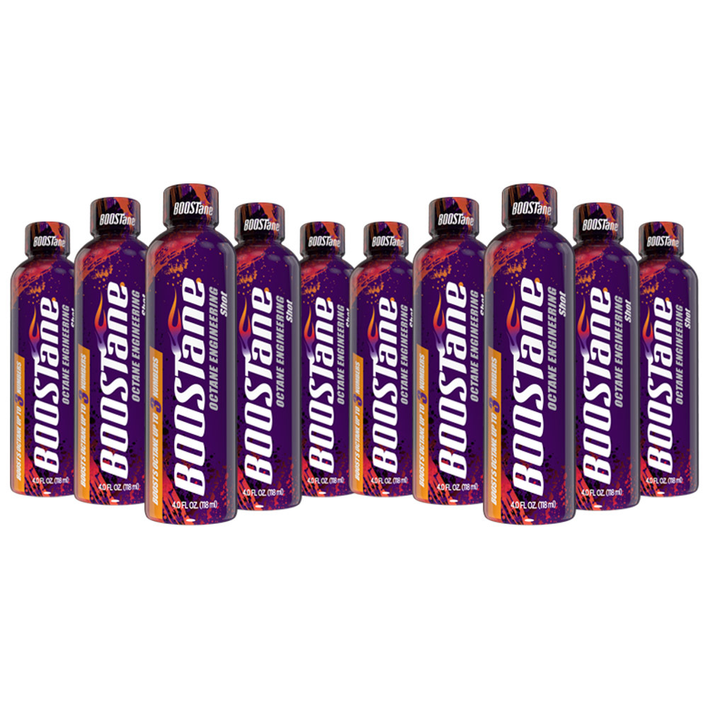 Shot-Octane Boost Case 10 x 4oz Bottles