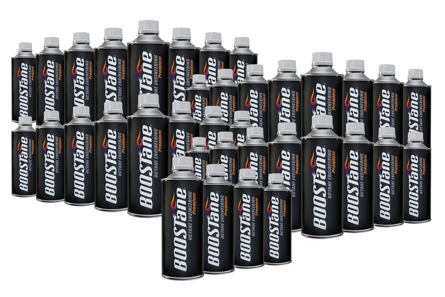 Premium-Octane Boost Case 36 x 16oz Bottles
