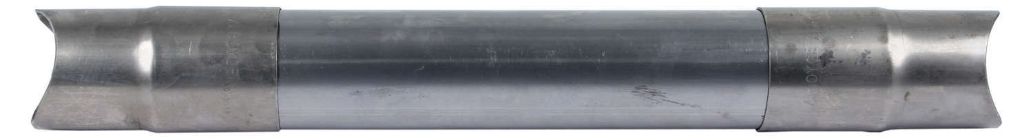 Boyce CT3018A Exhaust H-Pipe Tube, 3 in Diameter, Steel, Natural, Each
