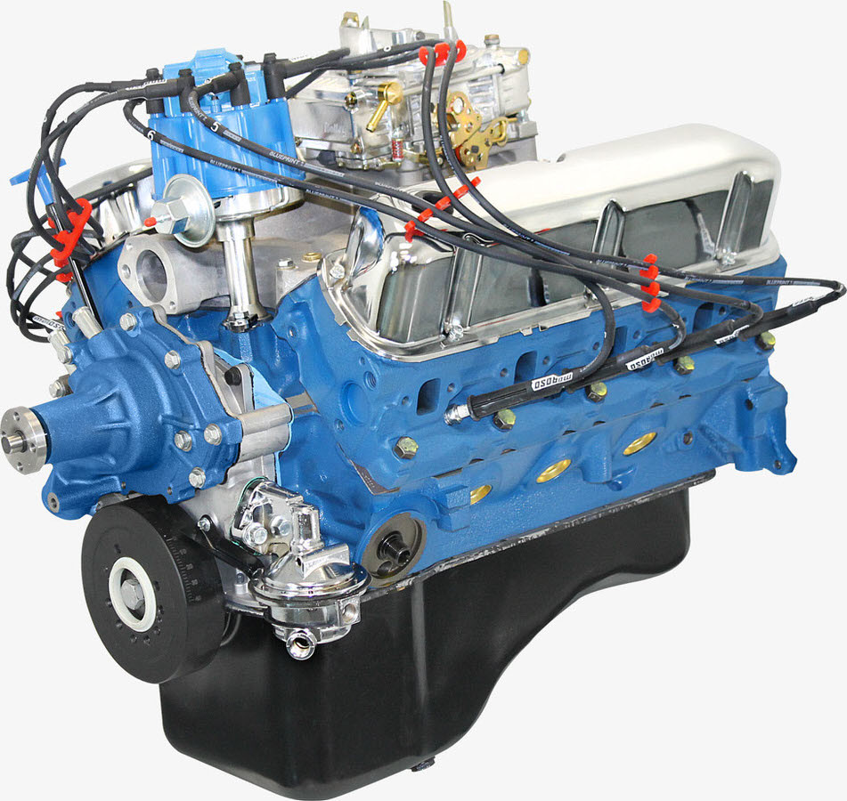 Blueprint Engines BP3023CTC Crate Engine, Fully Dressed, 302 Cubic Inch, 235 HP, Small Block Ford, Each