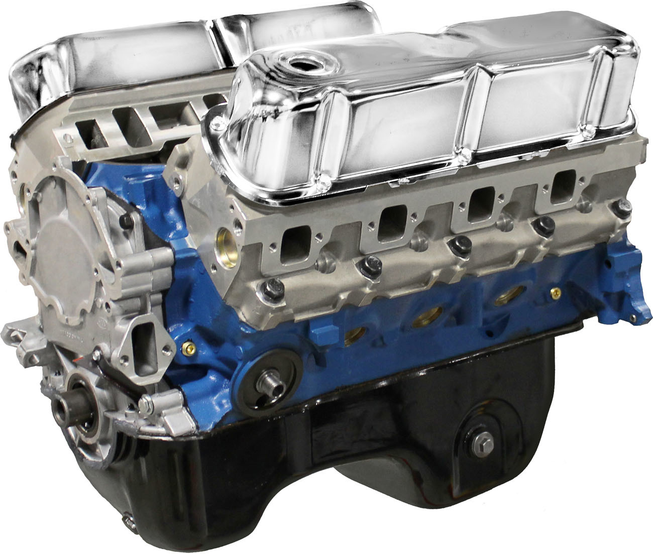 Blueprint Engines BP3060CT Crate Engine, Base Engine, 306 Cubic Inch, 370 HP, Small Block Ford, Each