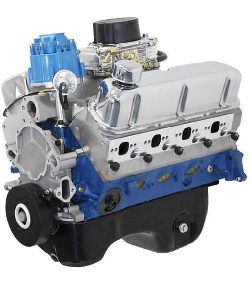 Crate Engine - SBF 306 390HP Dressed Model