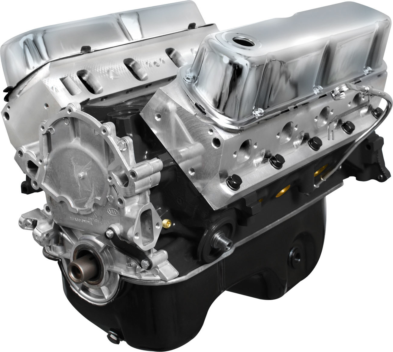 Blueprint Engines BP3474CT Crate Engine, Base Engine, 347 Cubic Inch, 415 HP, Small Block Ford, Each