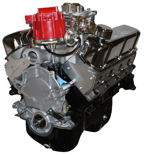 Blueprint Engines BP3474CTC Crate Engine, Base Dressed Engine, 347 Cubic Inch, 415 HP, Small Block Ford, Each