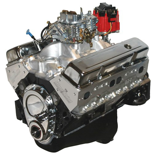 Crate Engine - SBC 355 375HP Dressed Model