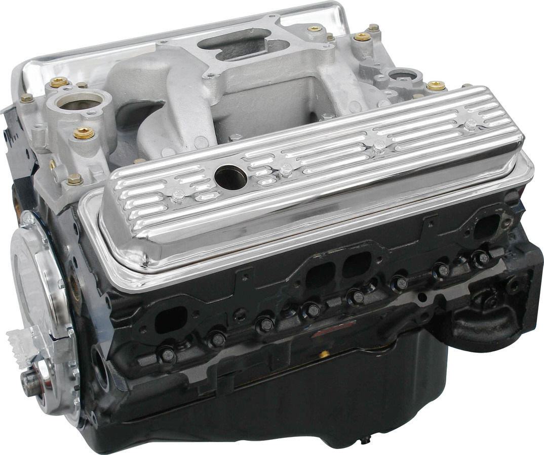 Blueprint Engines BP3830CT1 Crate Engine, Base Engine, 383 Cubic Inch, 405 HP, Small Block Chevy, Each