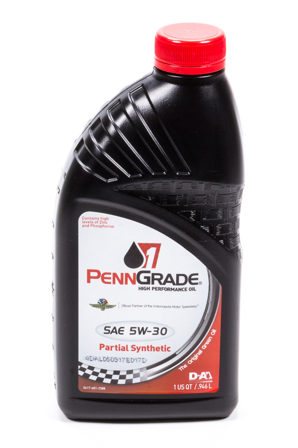 5w30 Racing Oil 1 Qt Partial Synthetic
