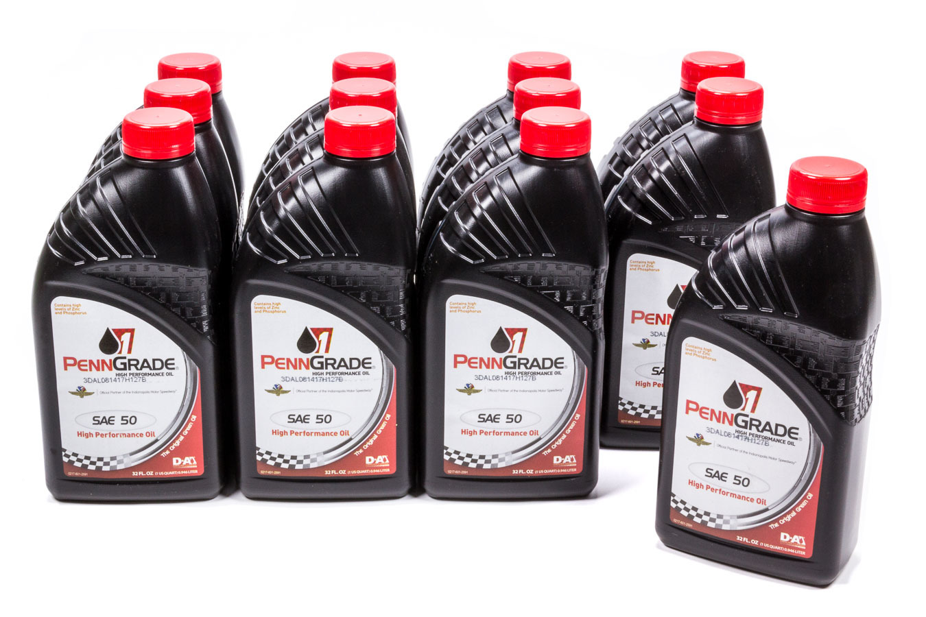 50w Racing Oil Cs/12-Qt