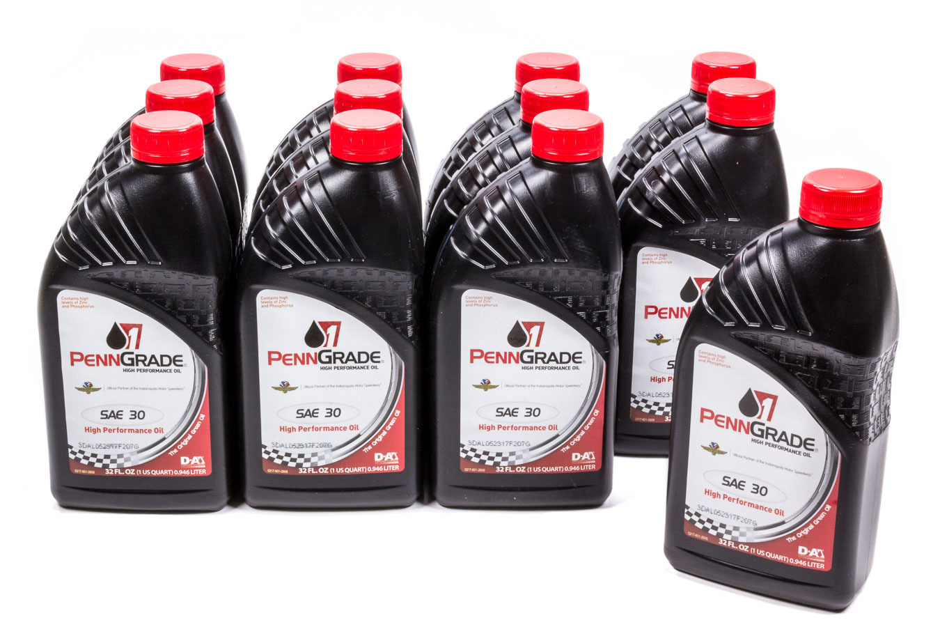 30w Racing Oil Cs/12-Qt
