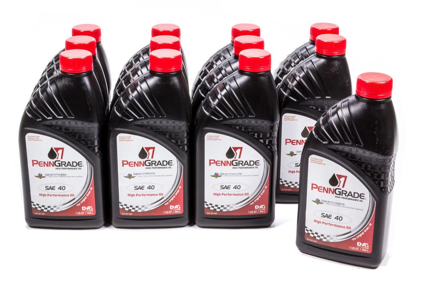 40w Racing Oil Cs/12-Qt