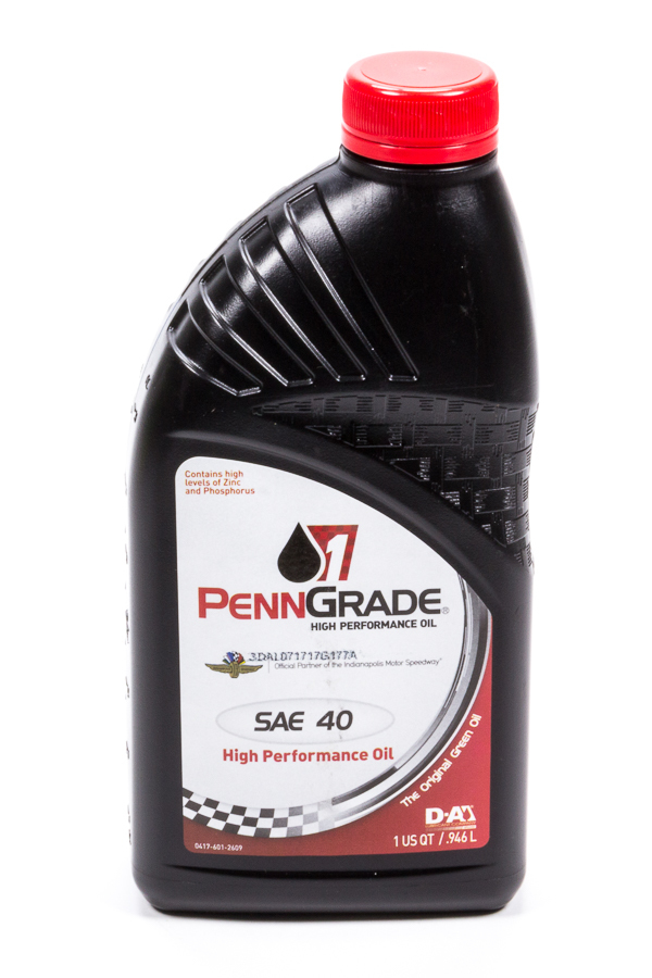 40w Racing Oil 1 Qt
