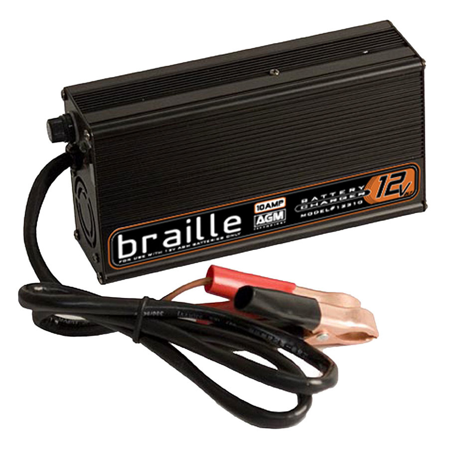 Battery Charger 12-Volt 10amp Rapid Charge