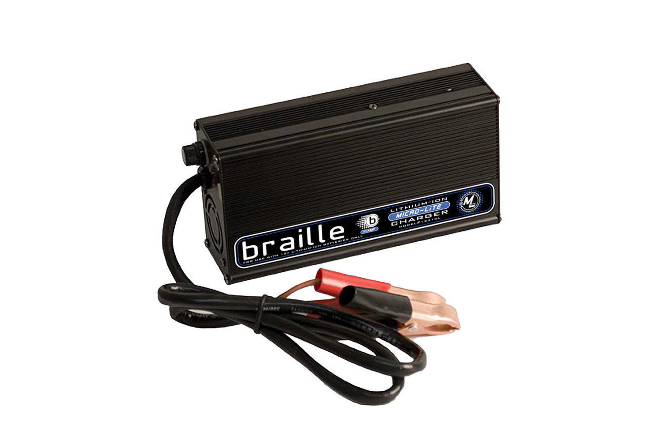 Lithium Battery Charger 10amp  Micro-Lite