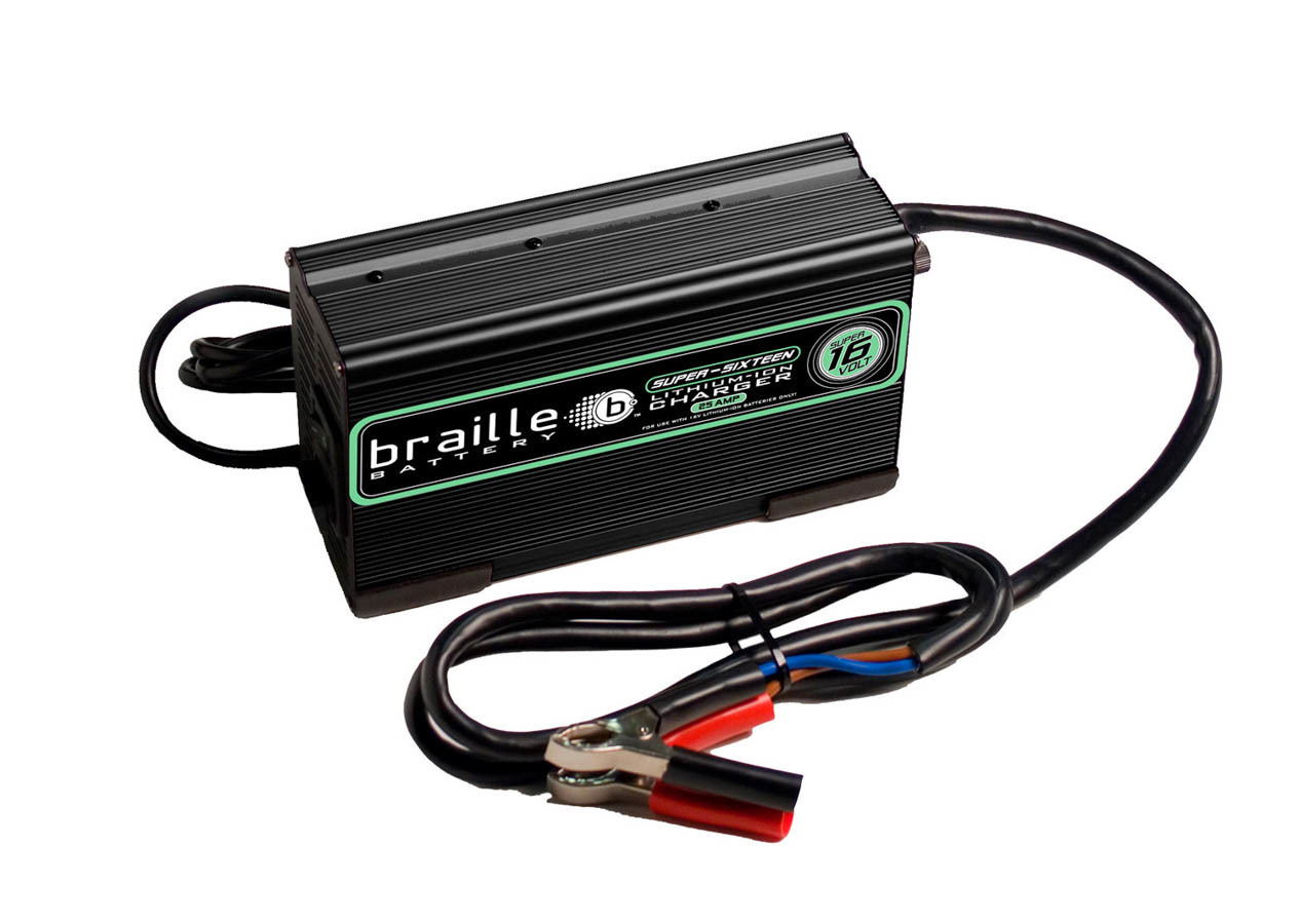 Lithium Battery Charger Micro-Lite 16 Volt 25amp
