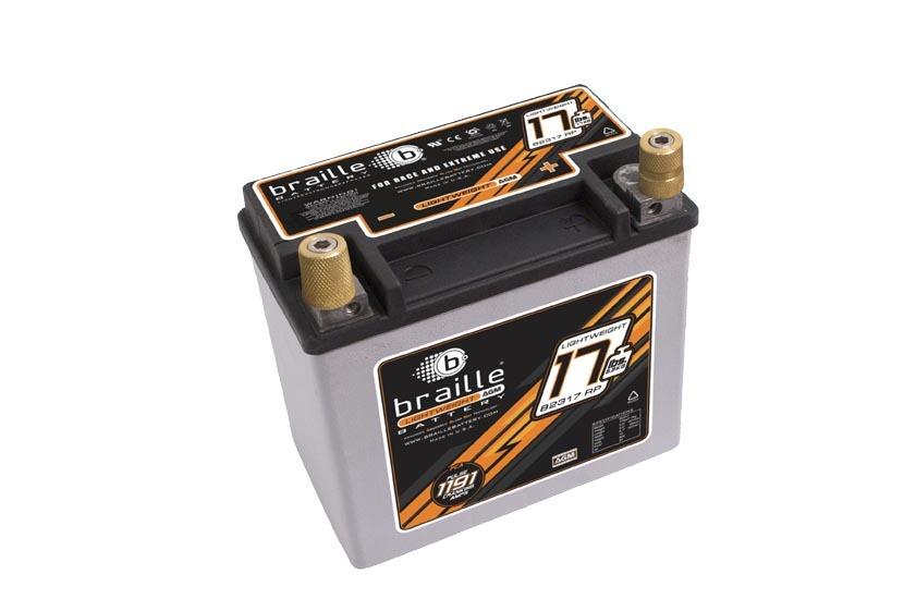 Racing Battery 17lbs 1191 PCA 6.8x4.0x6.1