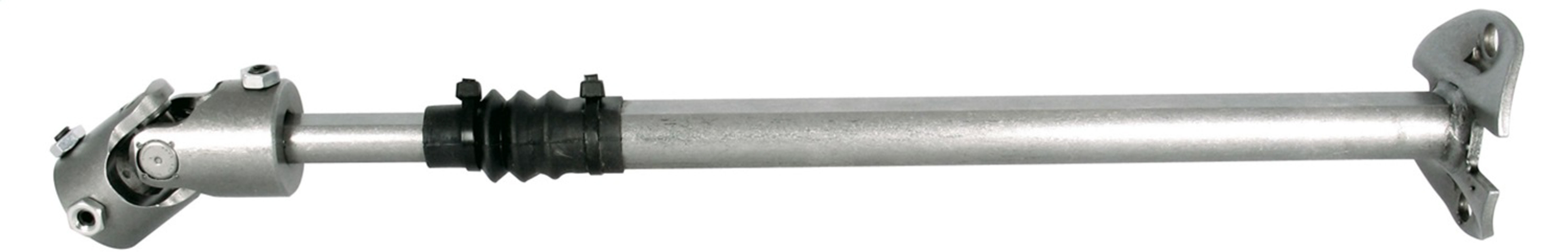 Borgeson 000934 Steering Shaft, Rag Joint, Steel, Natural, GM Fullsize SUV / Truck 1979-91, Each