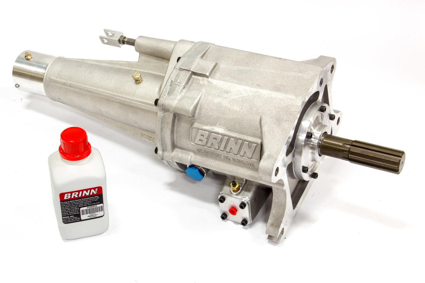 Transmission Predator Series Aluminum