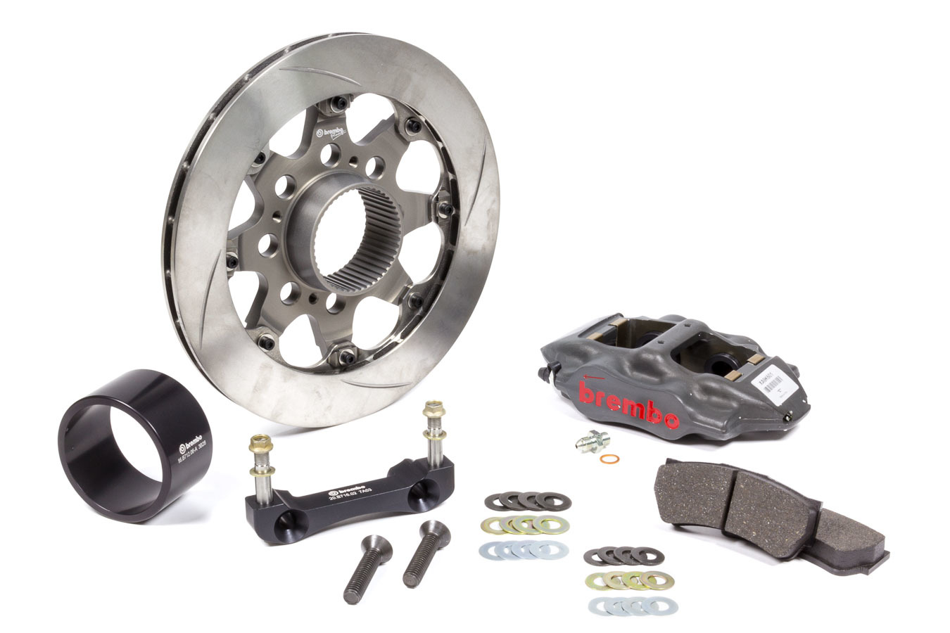 Rear Inboard Sprint Car Brake Kit