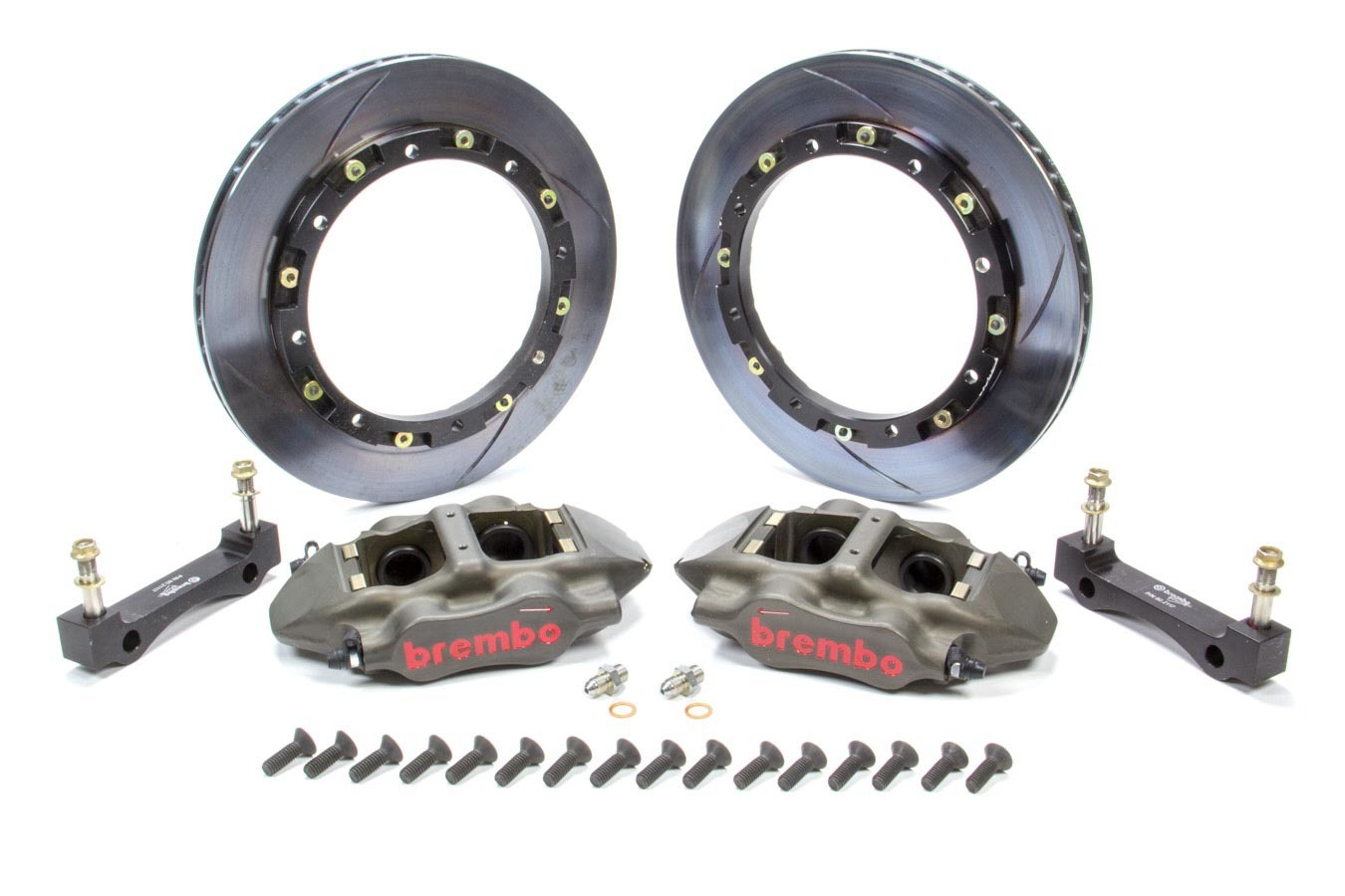 Dirt Late Model Brake Kit Leading