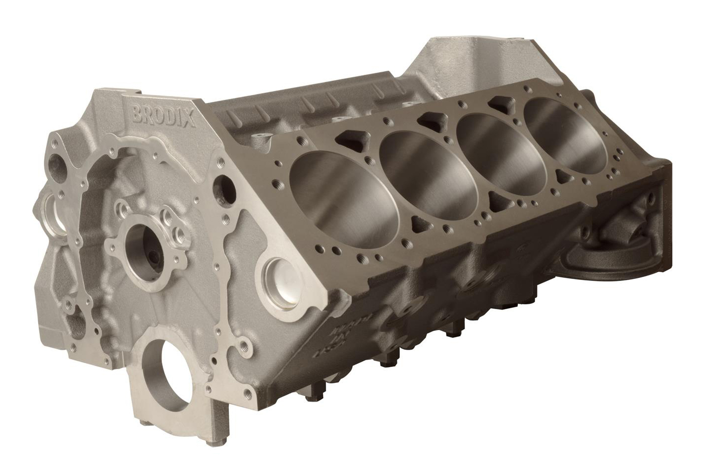 SBC Cast Iron Block 4.000 Bore 350 Mains
