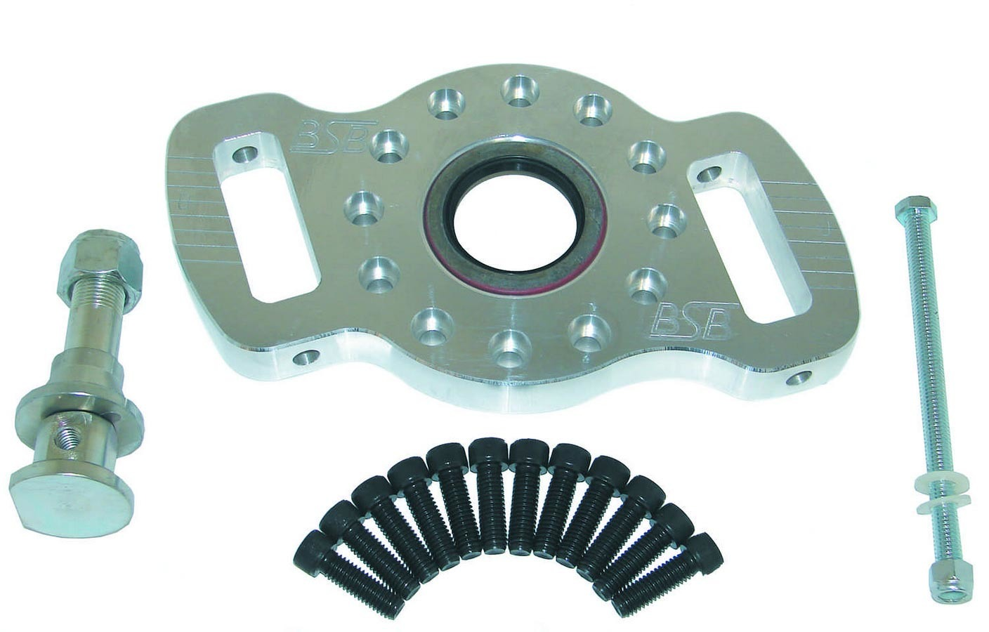 Pinion Bracket Aluminum Dbl. Sided Adjustable