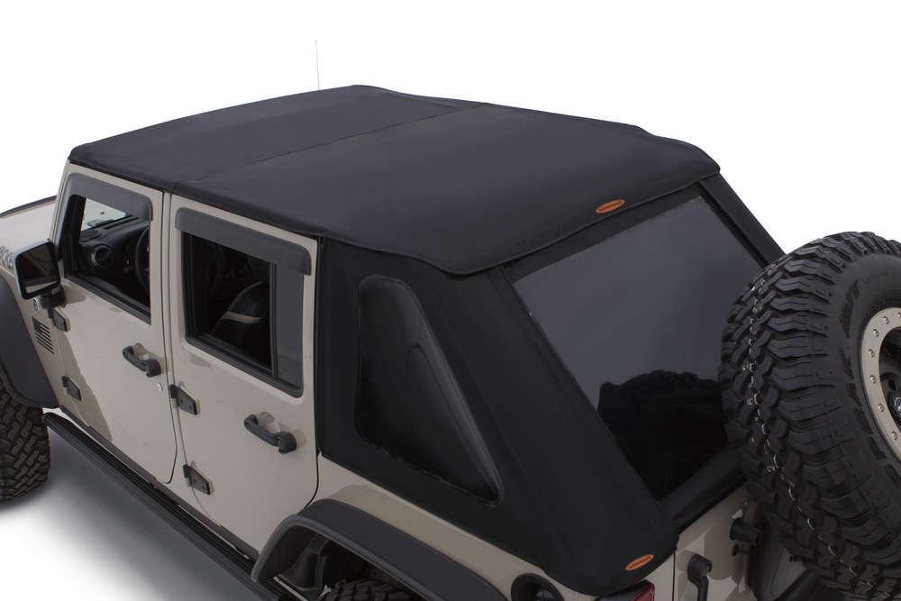 07-18 Jeep Wrangler JK 4Dr Trail Armor Soft Top