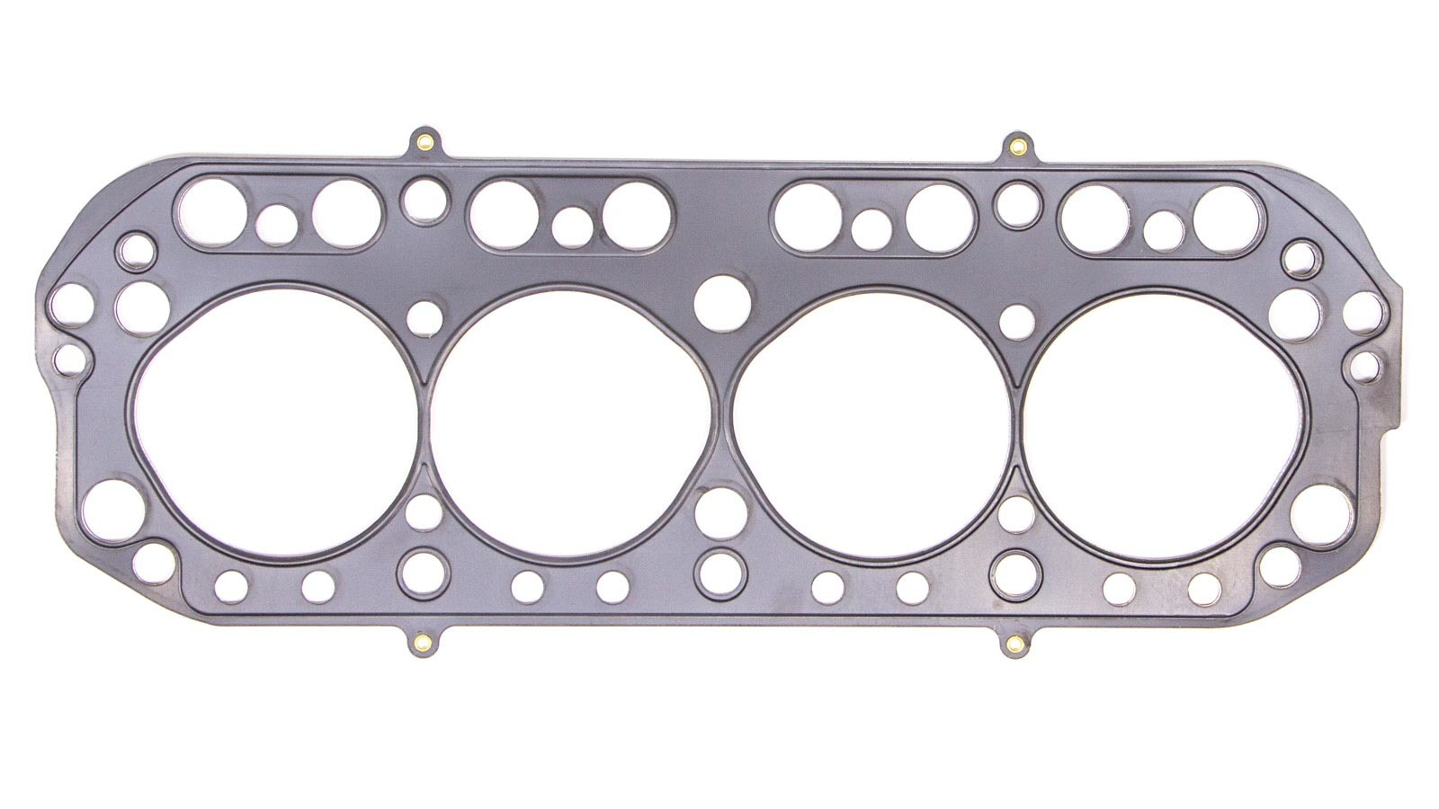 Cometic Gaskets C4147-040 Cylinder Head Gasket, 83.0 mm Bore, 0.040 in Compression Thickness, Multi-Layered Steel, BMC 4-Cylinder, Each