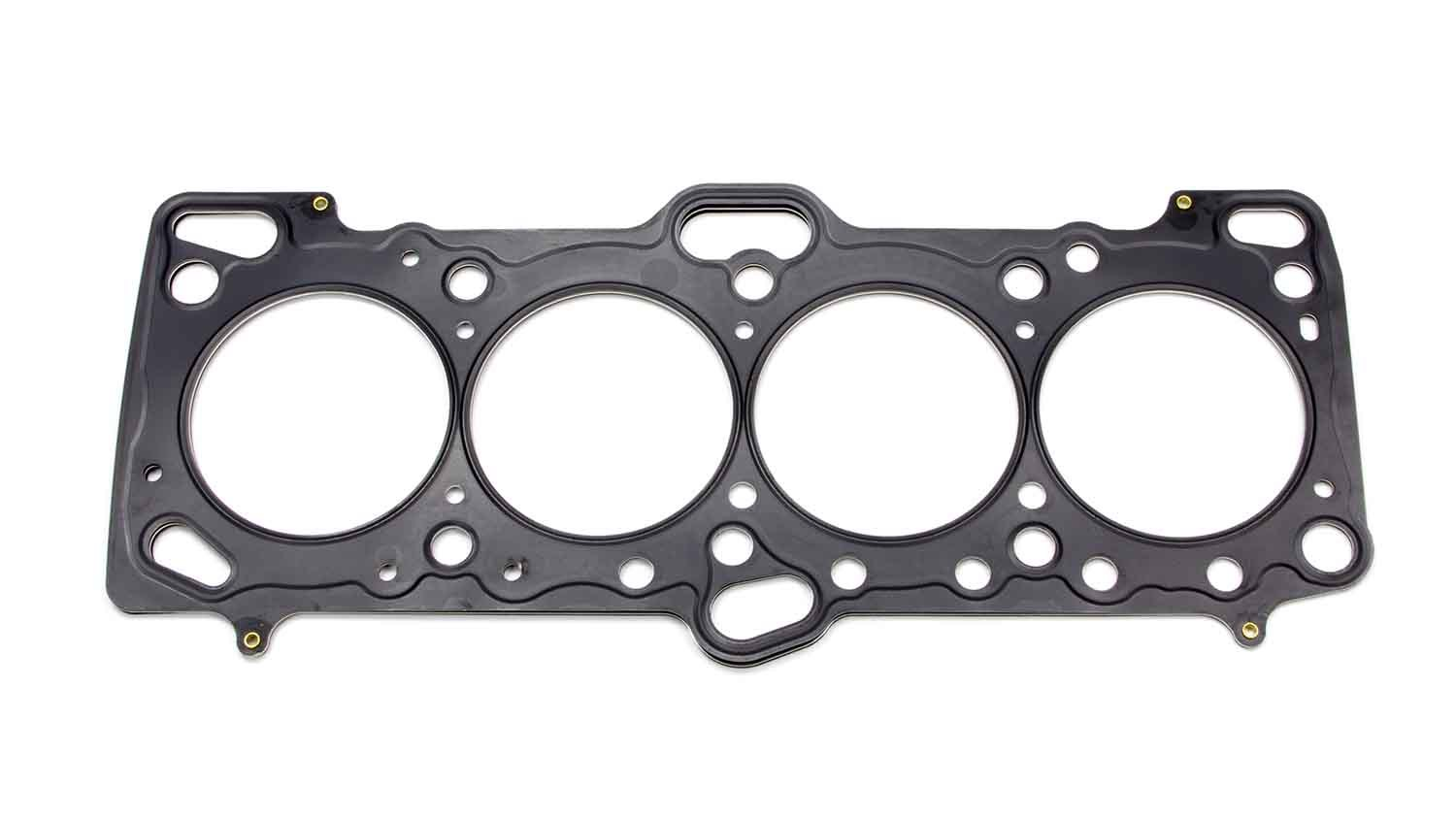 Cometic Gaskets C4234-051 Cylinder Head Gasket, 86.0 mm Bore, 0.051 in Compression Thickness, Multi-Layered Steel, Mitsubishi 4G63, Each
