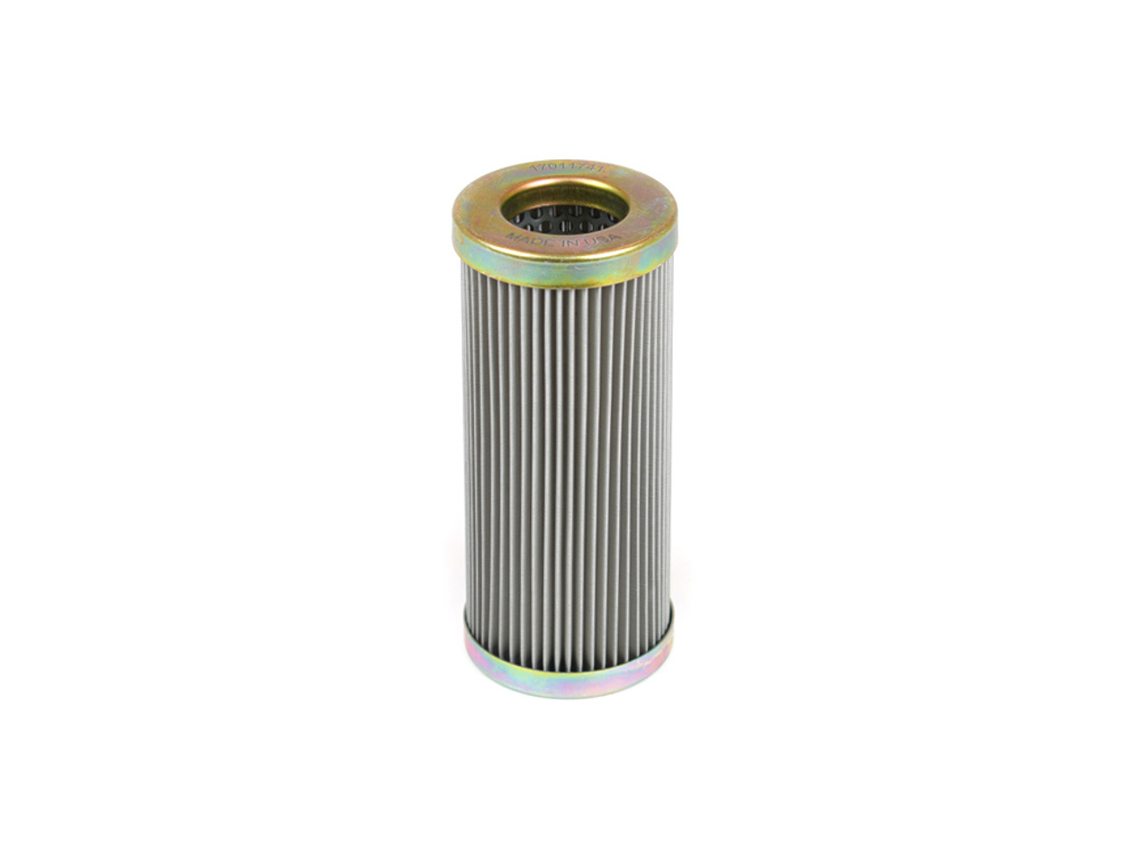 Canton 26-150 Oil Filter Element, 40 Micron, Stainless Element Screen, 4-5/8 in Tall, Canton CM Filter Systems, Each