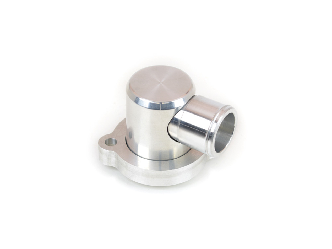 Canton 80-059 Water Neck, 90 Degree, 1-1/2 in Hose ID, Swivel, Aluminum, Natural, Ford Modular, Each