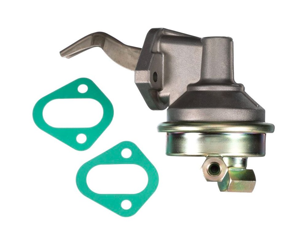 Carter M3643 Fuel Pump, Mechanical, 40 gph, 6.5 psi, 1/8 in NPSF Inlet, 1/8 in NPSF Outlet, Aluminum, Natural, Gas, Buick / Jeep / Oldsmobile, Each