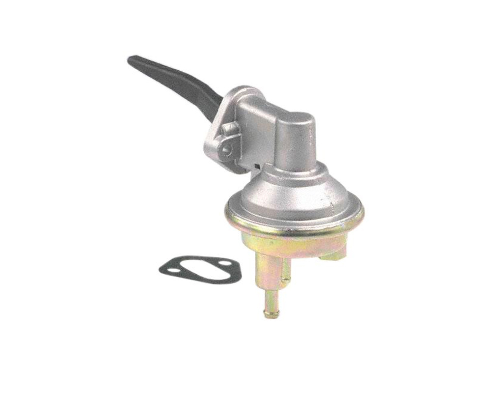 Carter M4511 Fuel Pump, Mechanical, 120 gph, 5.5-6.5 psi, 3/8 in Hose Barb Inlet, 5/8 in Inverted Flare Female Outlet, Aluminum, Natural, Gas, Big Block Buick, Each