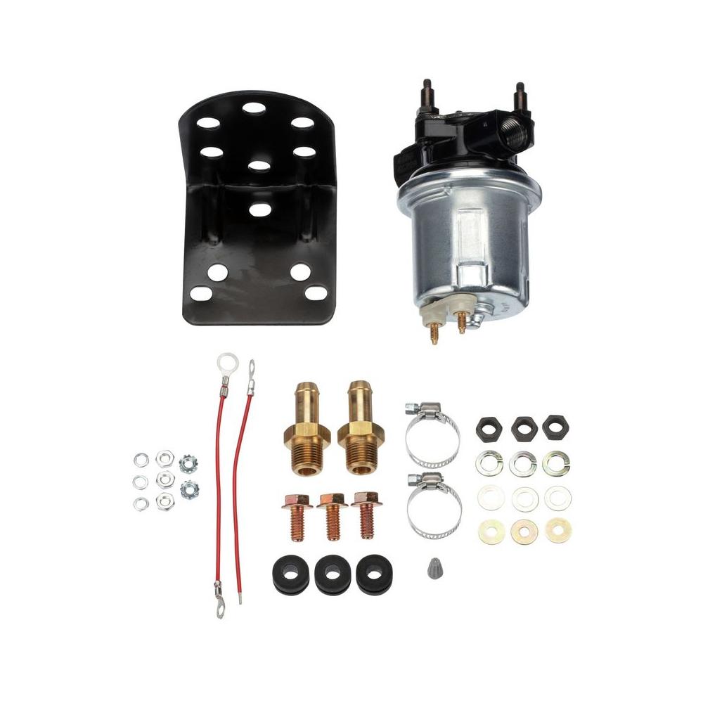 Electric Fuel Pump 4.5 PSI 50  GPH