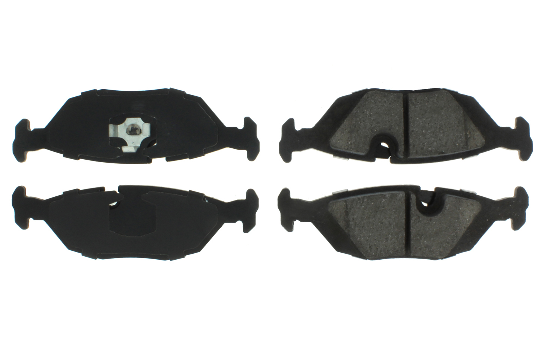 C-TEK Semi-Metallic Brak e Pads with Shims