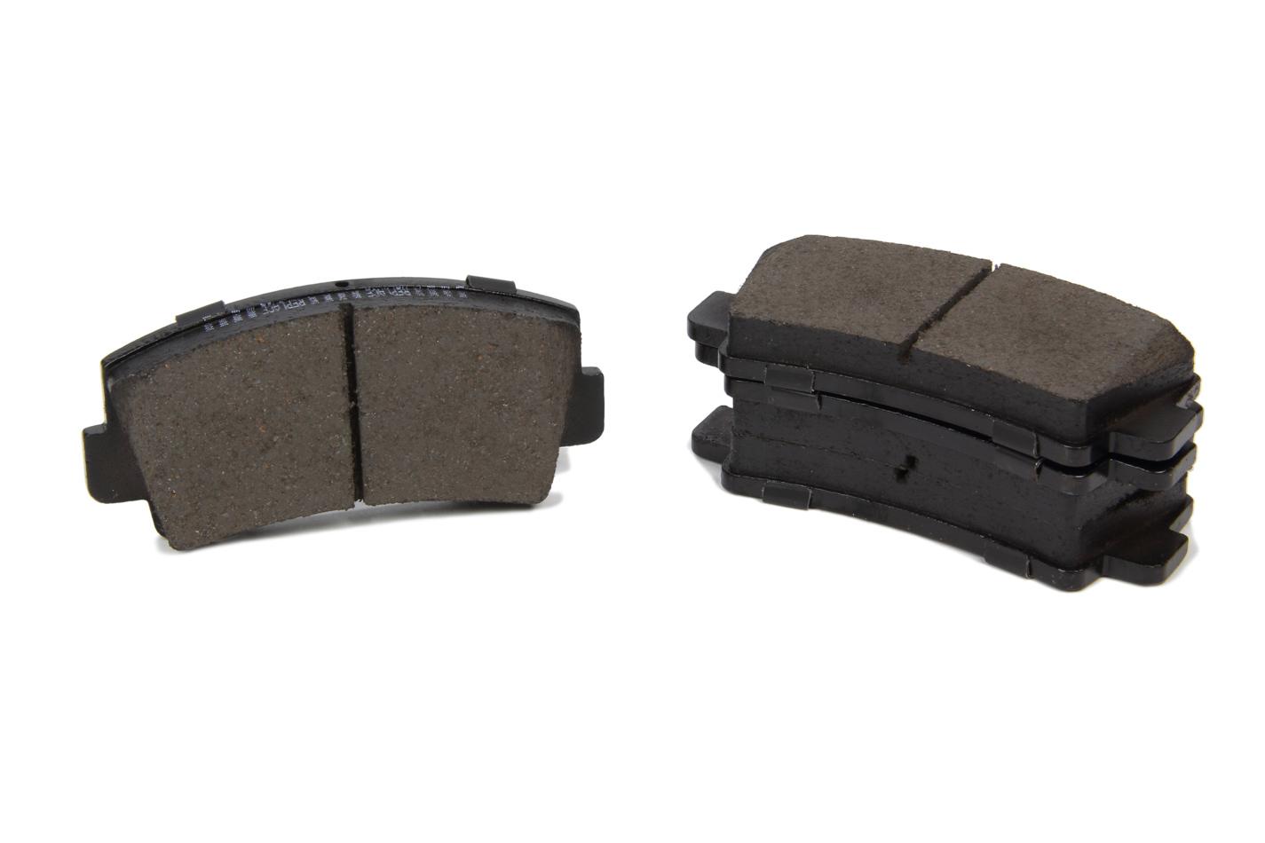 Posi-Quiet Ceramic Brake Pads with Shims