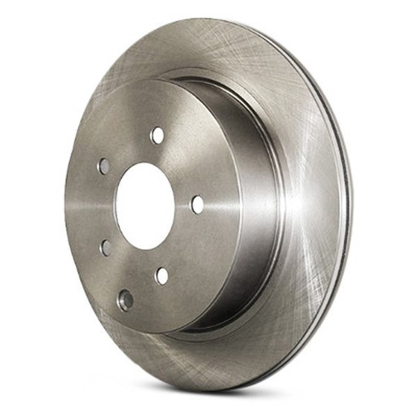 Centric Brake Parts 121.44133 Brake Rotor, C-Tek, Front, 1 Piece, Steel, Natural, Scion XA / XB 2004-06, Each