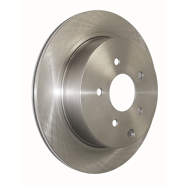 Centric Brake Parts 121.61049 Brake Rotor, C-Tek, 11.58 in OD, 1.830 in Thick, 5 x 108 mm Bolt Pattern, Iron, Natural, Each