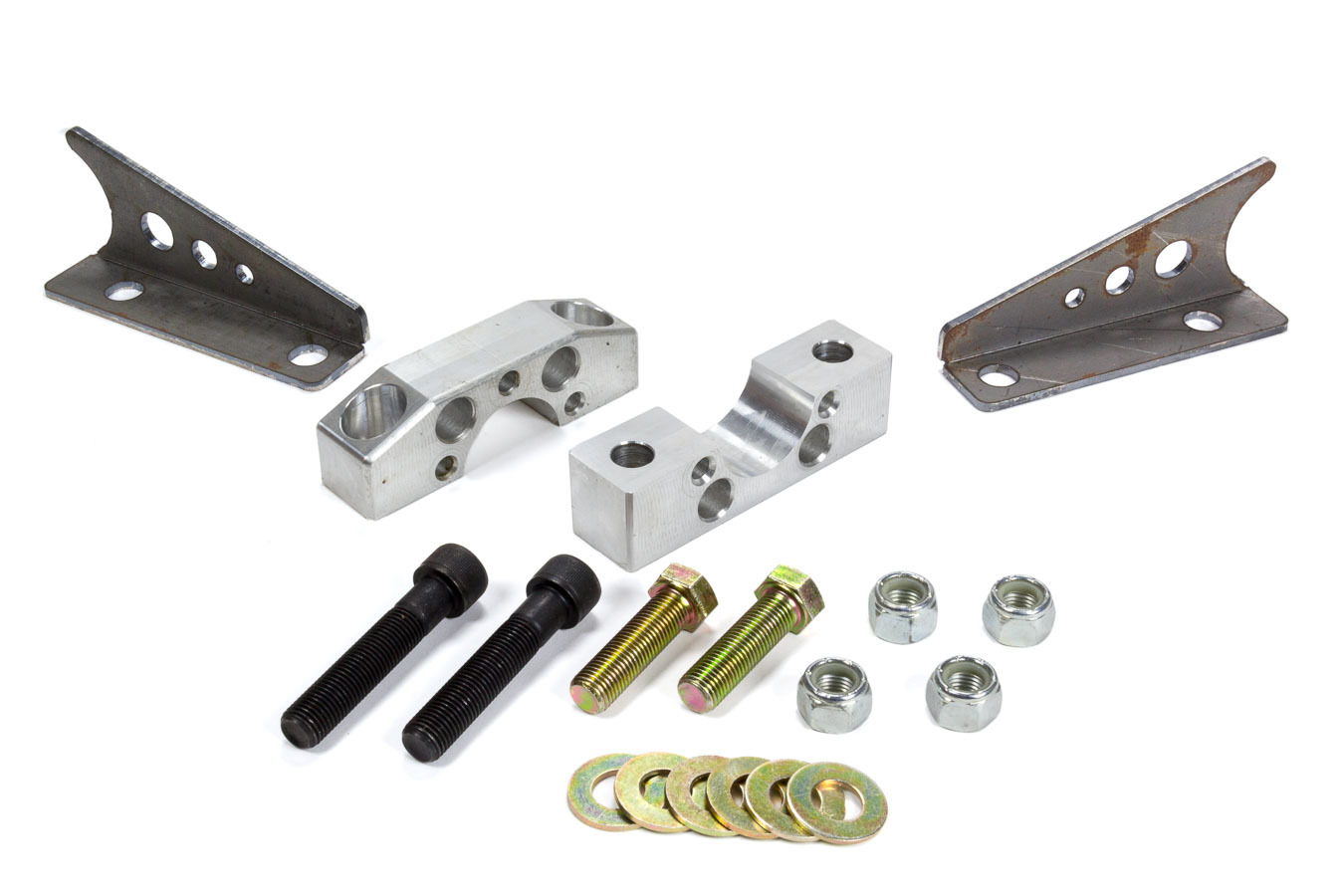 Chassis Engineering 2701 Rack and Pinion Mount, Brackets / Hardware, Mustang II / Pinto 1971-72, Kit