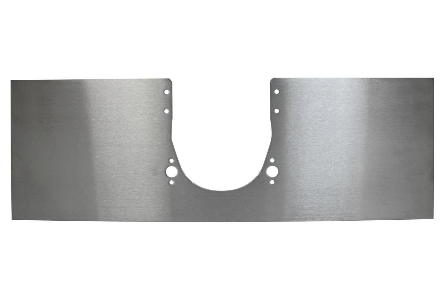 Diversified Machine Alum Front Motor Plate LW SRC-2830