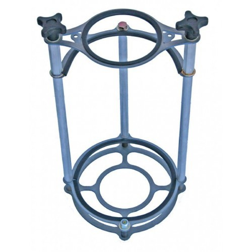 Single Nitrous Bottle Bracket Stand-Up Style