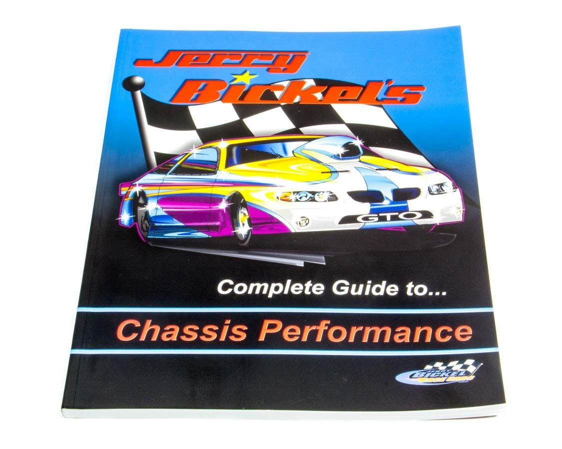 Chassis Engineering 7501 Book, Jerry Bickels Chassis Book, Each