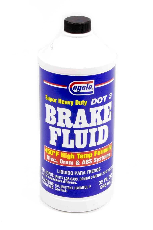 32 Oz. Brake Fluid