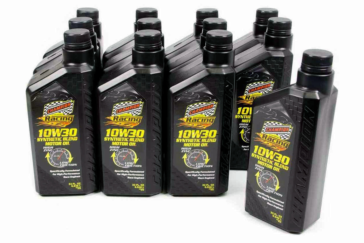 10w30 Synthetic Racing Oil 12x1Qt