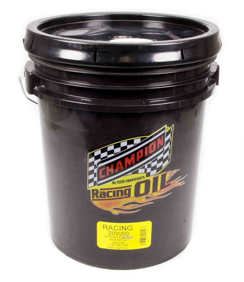 20w50 Synthetic Racing Oil 5 Gallon