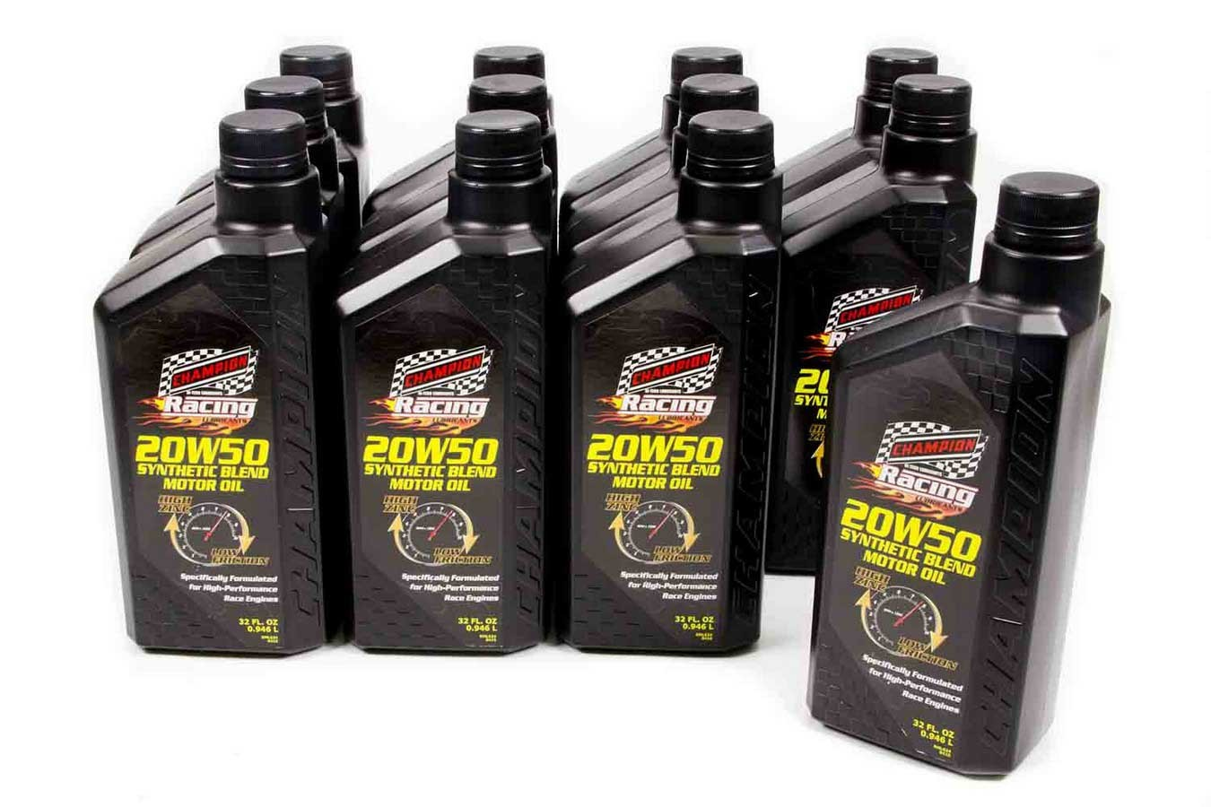 20w50 Synthetic Racing Oil 12x1Qt