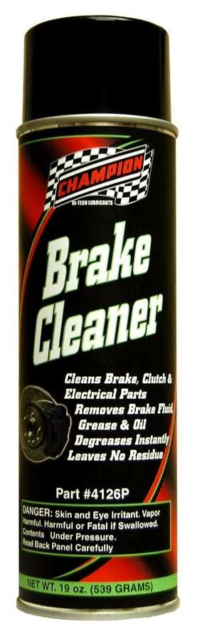Brake Cleaner Chlorinate d 19oz Aerosol Can