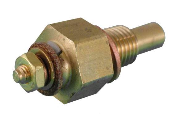 Classic Instruments SN12MM Temperature Sending Unit, Electric, 12 mm x 1.50 Thread Male, Each