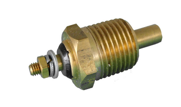 Classic Instruments SN25 Temperature Sending Unit, Electric, 1/2 in NPT Male Thread, Each